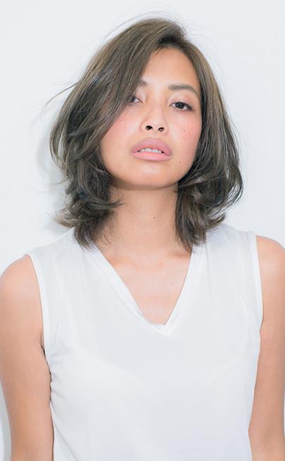 Hair Model 02