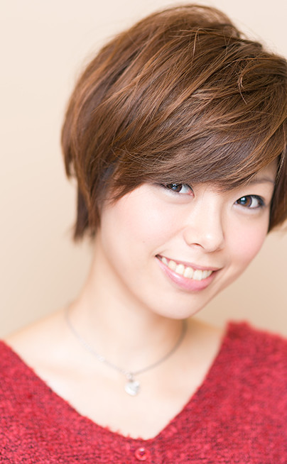 Hair Model 03